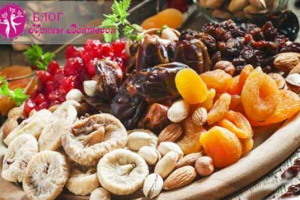 Топ-5 полезных и вкусных продуктов с клетчаткой: рецепты