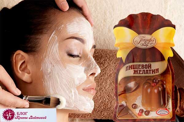 ТОП-7: лучшие домашние желатиновые маски для лица от морщин
