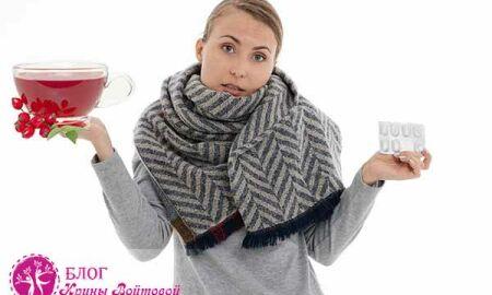 10 лучших отваров помогающих при простуде