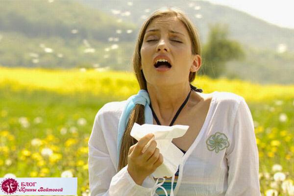 Аллергический ринит весной: в вопросах и ответах