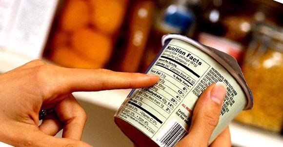 полезные продукты читаем этикетки